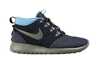 best website 505c3 86e4d Image Unavailable. Image not available for. Colour NIKE ROSHERUN  SNEAKERBOOT Baskets Homme ...