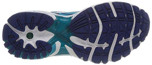 Brooks  Vapor 2 W, Damen Laufschuhe Mehrfarbig (Bluebird/Blueprint)
