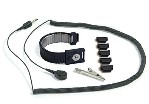 PWS-620 Metal Band ESD Wrist Strap