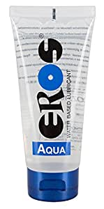 Eros - Aqua lubricante base agua - 200 ml