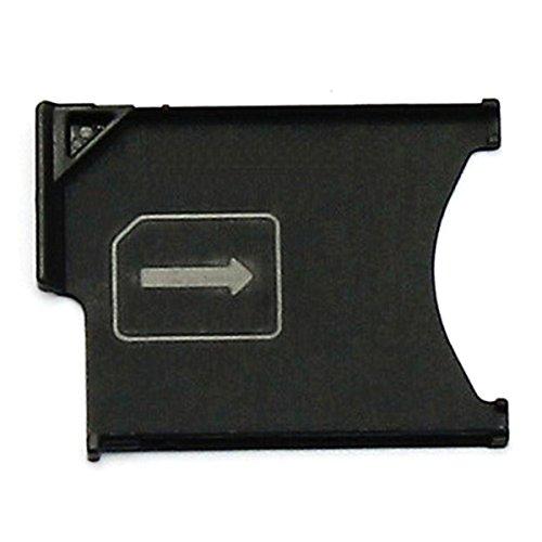 BisLinks® Soporte de tarjeta micro SIM ranura Fix Para Sony Xperia Z C6603 LT36i L36H