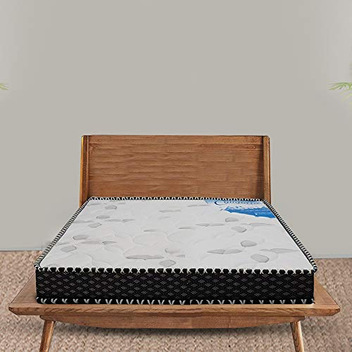 Comforto Pocket Spring Mattress (78 x 36 x 8 inches)