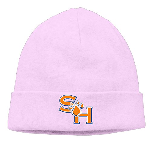 Costumes Angeles Mascot Los (Caromn Sam Houston State University Beanies Skull Ski Cap Hat)