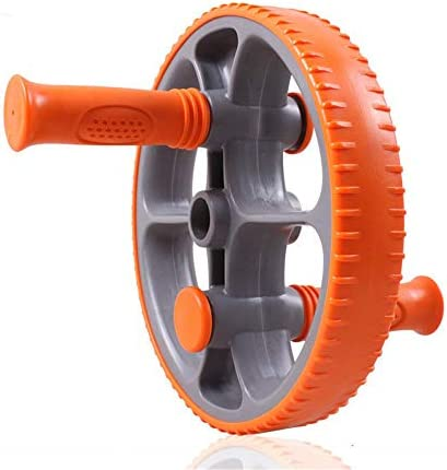 Core & Abdominal Trainers Orange Abdominal Wheel Abdominal Wheel Huge Fitness Roller Mute AB Weight Loss Fitness Equipment For Home Gym Abdominal Trainer Ideal for beginners and experienced people bat 2