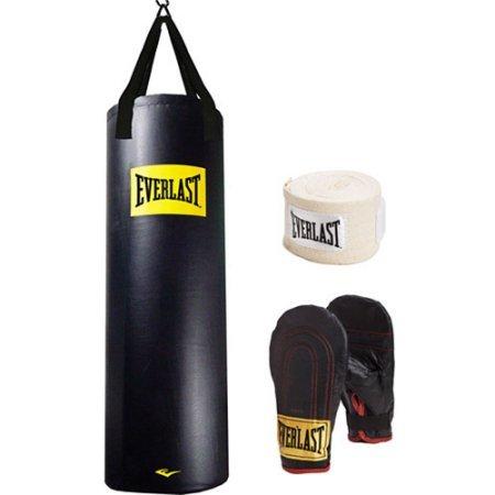 Everlast MMA Heavy-Bag Kit (100)