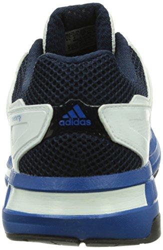 Adidas Revenergy Mesh - Zapatillas de running para hombre Blanco (Running White / Running White Ftw / Blue Beauty F10)