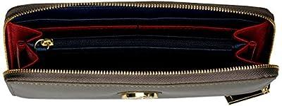 Tommy Hilfiger Wallet, Large Zip Wallets for Women Wallet