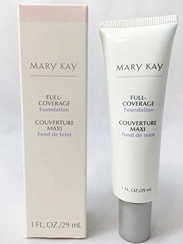 Mary Kay Full Coverage Foundation Bronze 600