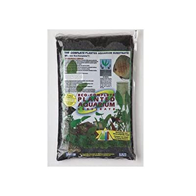 Eco Complete Planted Black Aquarium Substrate by CaribSea