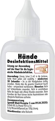 Desinfektionsmittel Sonax 50 ML