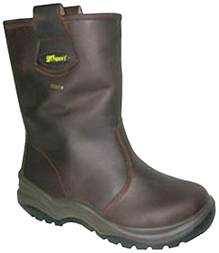 Grisport grs328 – 41 Riggers impermeable, tamaño: 41, color marrón (Pack de 2)