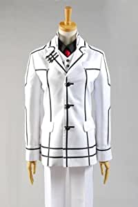 Vampire Knight Kuran Kaname Night Class Uniform Cosplay Costume