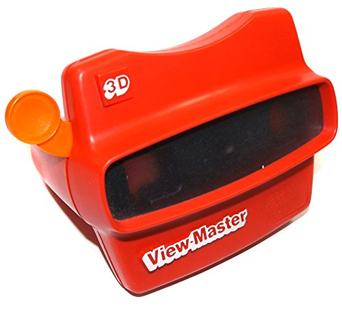 Vintage Tyco Brand View-Master 3-D Slide Reel Photo Viewer Toy