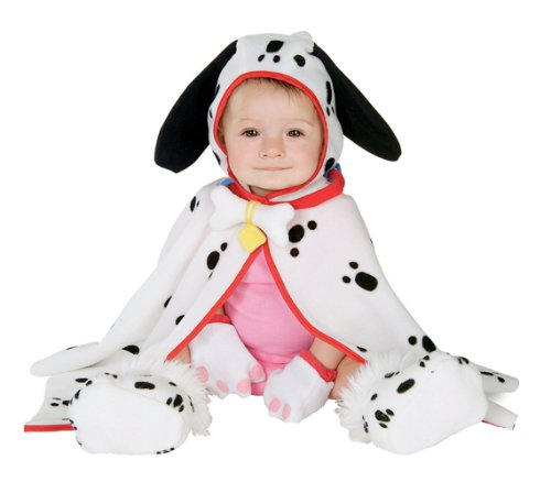 Caped Cutie Collection Infant Costume: Lil' Pup -