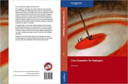 Core economics for managers joshua gans 9780170124751 amazon core economics for managers joshua gans 9780170124751 amazon books fandeluxe Image collections