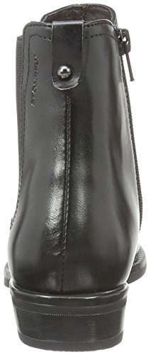 para Botas Stonefly 15 Mujer Clyde Chelsea Negro CqwTEIw