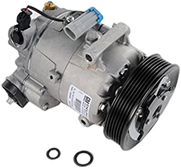 ACDelco 15-22253 GM Original Equipment Air Conditioning Compressor and Clutch Assembly