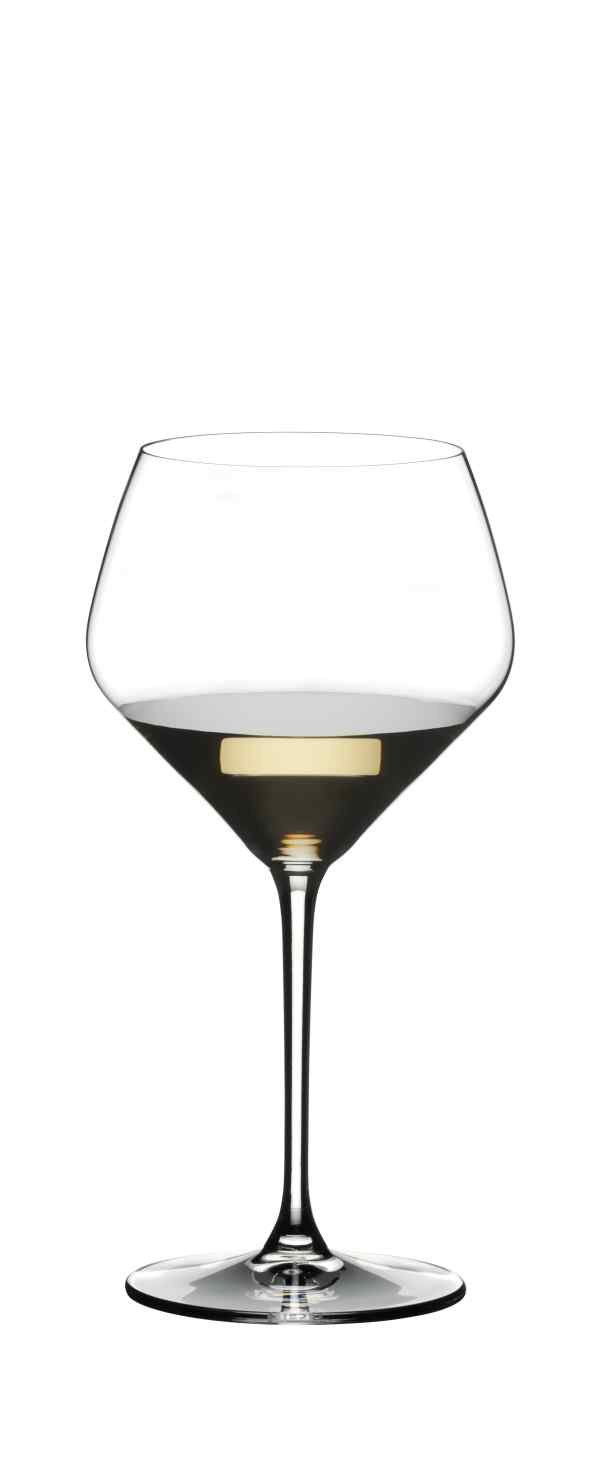 Riedel SST (SEE, SMELL, TASTE) Oaked Chardonnay Wine Glass, Set of 2
