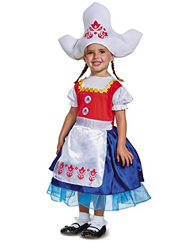 Disguise Little Dutch Girl Costume