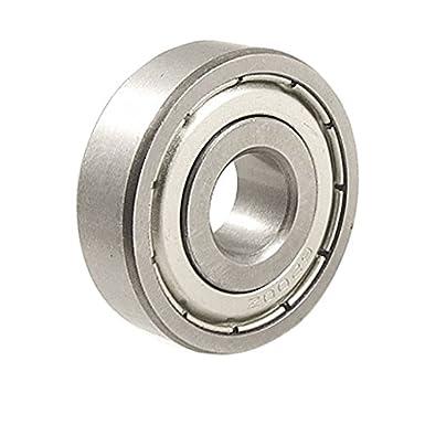 A2017 Aluminum Set Screw Type 25 mm and 1-1//4 Bore Diameter NBK MJC-65-WH-25-1 1//4 Jaw Flexible Coupling