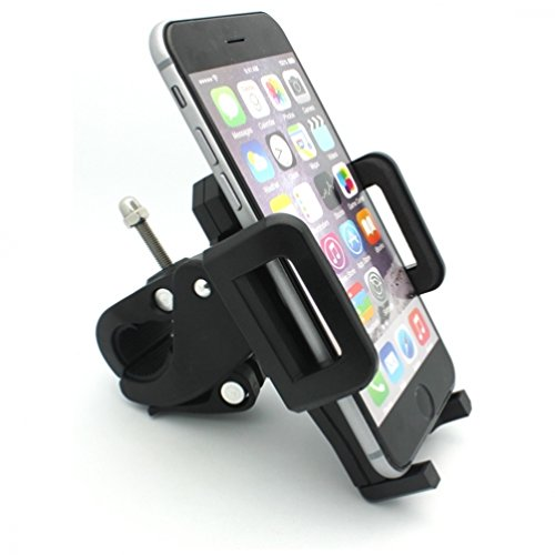 Rotating Bicycle Mount Bike Handlebar Phone Holder for iPhon