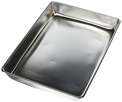 Ginsberg Scientific Aluminum Dissection Pan without Wax