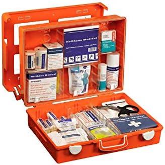 Holthaus Medical Sanitätskoffer Sport Erste-Hilfe-Koffer Notfall Tasche, gefüllt, 40x30x15cm