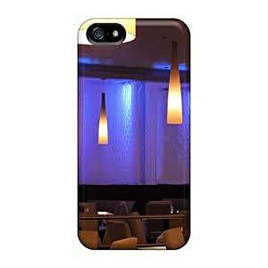 Iphone 5/5s MbwMB1176zZXnG Table For Two Tpu Silicone Gel Case Cover. Fits Iphone 5/5s