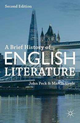 Download A Brief History of English Literature(Hardback) - 2013 Edition ebook