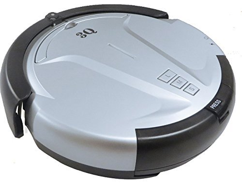 Buy Bargain RVC007 Robotic Vacuum Cleaner Automatic Smart Robot With Remote Control