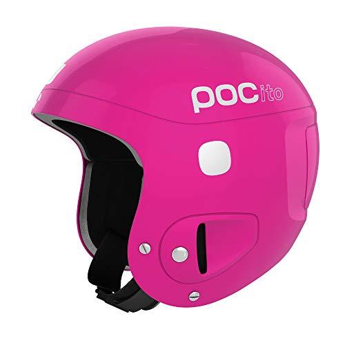 Adj Race - POC POCito Skull, Children's Helmet, Fluorescent Pink, ADJ