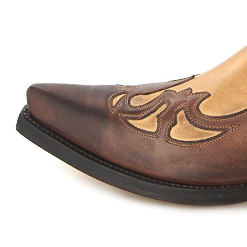 Mayura Stivali Western Boots 1933 Stivali Da Cowboy (in Diversi Colori) Marron