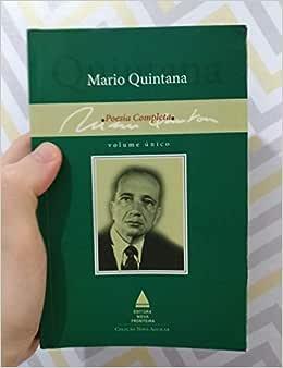 Poesia Completa de Mario Quintana: Quintana, Mario: Amazon