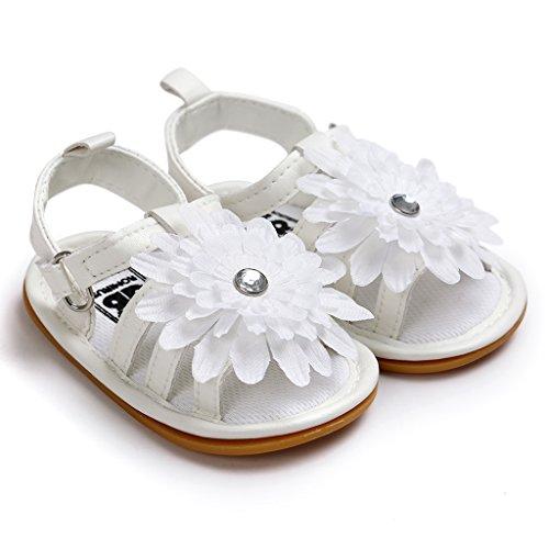 MagiDeal Sandalias de Niño Zapatos Infantil Bebé Calza de Muchachas Sandalia de Verano - CN14 (Longitud de la plantilla 12cm)