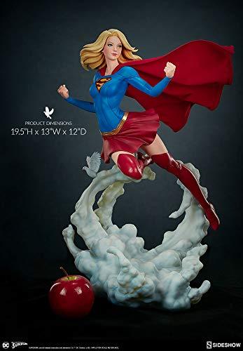 41%2BE8OFYDVL Sideshow DC Comics Supergirl Premium Format Figure Statue by Stanley 'Artgerm' Lau