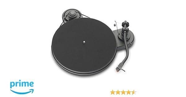 Pro-Ject 9099 - Tocadiscos para equipo de audio, negro: Amazon.es ...