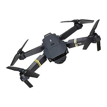 IPOTCH Cuadricóptero RC E58 WiFi Retención de Altitud Drone con ...