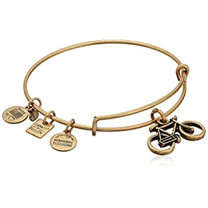 Alex and Ani Charity By Design Bike Bangle Bracelet