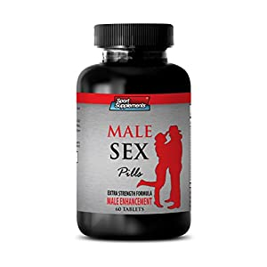 male performance enhancement pills – MALE SEX PILLS – EXTRA STRENGTH FORMULA – MALE ENHANCEMENT – maca blend – 1 Bottle (60 Tablets)
