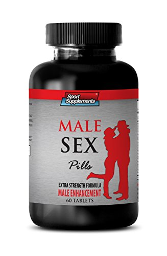 male performance enhancement pills - MALE SEX PILLS - EXTRA STRENGTH FORMULA - MALE ENHANCEMENT - maca blend - 1 Bottle (60 Tablets) by Sport Supplements