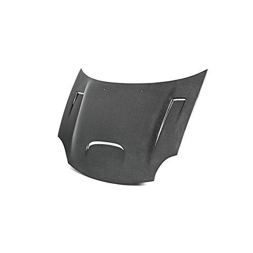 eon SRT-4 DV-Style Carbon Fiber Hood (hd0305dgnesrt4-dv) (Dv Style Carbon Fiber Hood)