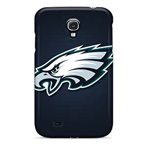 Durable Defender Case For Galaxy S4 Tpu Cover(philadelphia Eagles)
