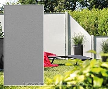 Sichtschutzwand Stein Optik Hell, 178 X 88cm   Sichtschutz, Sichtschutz  Elemente, Sichtschutzwand,