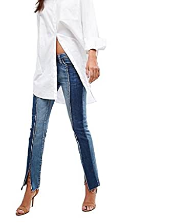 Blank NYC Miss Matched Skinny Jeans Denim (29)
