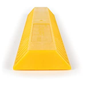 Camco AccuPark Vehicle Parking Aid Provides A Parking Stopping Point For Your Garage (44442)