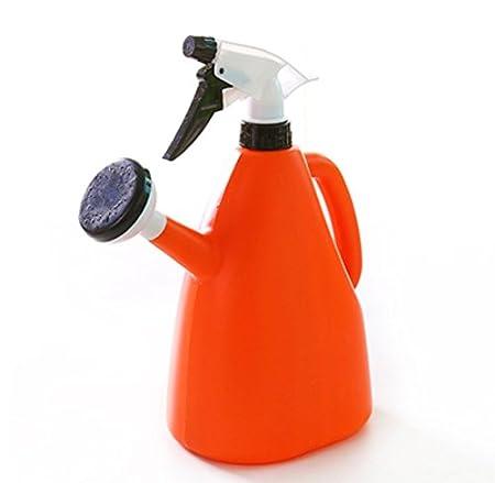 Chytaii Arrosoir Vaporisateur /à Main 2 en 1 Pulv/érisateur pour Plante en Plastique 1L