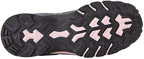 Outdoorschuhe Trekkingschuhe Stiefel Wasserdicht M/ädchen mit reflektierenden Elementen profilierte Laufsohle