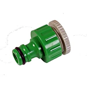 Outside Tap Connector For Garden Hose Amazoncouk DIY Tools