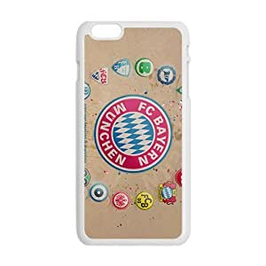 DAZHAHUI Bundesliga Pattern Hight Quality Protective Case for Iphone 6plus BY RANDLE FRICK by heywan