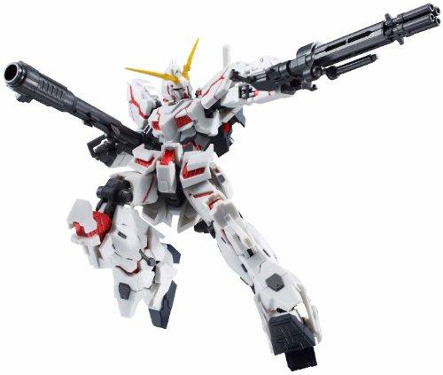 "Bandai Tamashii Nations ROBOT SPIRITS <SIDE MS> Unicorn Gundam Full Armor Parts ""Gundam Unicorn"" Action Figure"